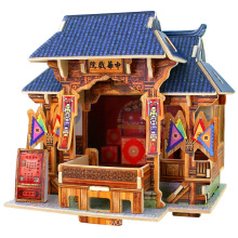 Holz Collectibles Spielzeug für Global Houses-China Theater