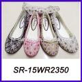 Luft weht Jelly Schuhe Frauen Frauen weichen Sohle Schuhe Italien Frauen Schuhe