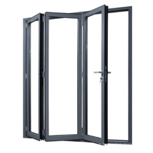 Porte pliante en aluminium de qualité supérieure avec meilleur prix