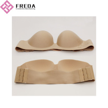 Women One Piece Silicone Sticky Bra