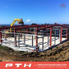 Prefab Low Cost hochwertige Stahlkonstruktion für Lager