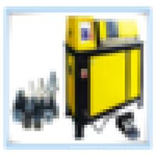 Torção e Twist Machine, máquina de torção de ferro forjado, birdcase cesta fazendo máquina