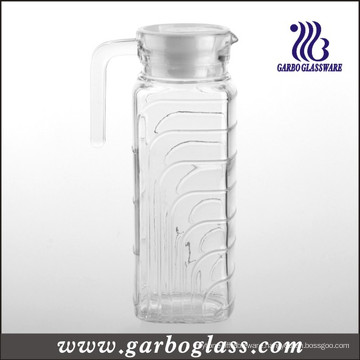 1L Glass Pitcher/Glass Jug (GB1102BF)