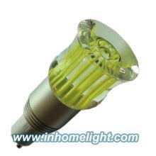 1 * 3W conduziu a iluminação levou a lâmpada da economia de energia da luz da decoração