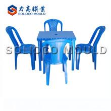 La chaise en plastique et le moule de moulage par injection de table place le moule d'injection