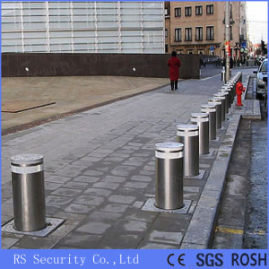 Steel Remote Control Electric Hydraulic Lift Bollards