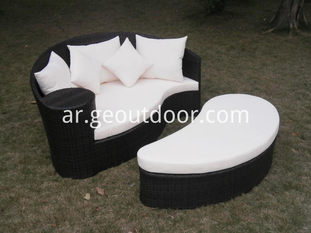 Rattan Beach Chair