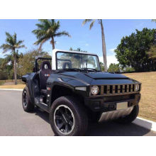 cheap low speed electric suv like hummer
