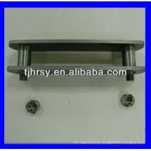 Rolo de transmissão de aço não padrão Cadeia FÁBRICA