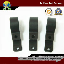 CNC-Bearbeitung Aluminium Klemmteil mit eloxiertem Finish