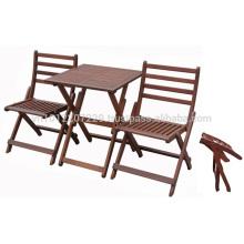 Meranti Outdoor / Garden Furniture Set - Bistro Set