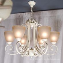 Lámpara con 6 luces, estilo 16