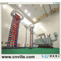 220kv Stromübertragung / Verteilung Transformator Low Noise Oil Eingetaucht Power Transformer