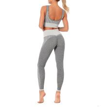 Grey leggings manufactuer OEM