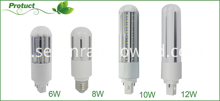 6W LED corn light