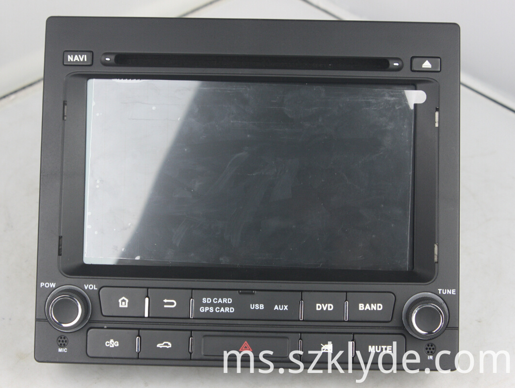 Car Multimedia Player For Peugeot PG 405