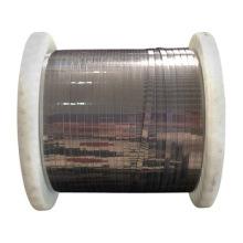 Surface lumineuse 0cr21al4 Fil électrique de résistance au ruban