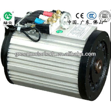 moteur de traction du prix bon marché 48V pour la voiture électrique à vitesse réduite