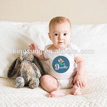 etiqueta da barriga do primeiro ano do marco miliário do bebê