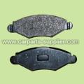 Cojinete de freno Peugeot 206 GDB 1361/23205/425204