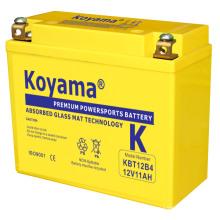 Batterie de moto SMF 11ah 12V (KBT12B4)