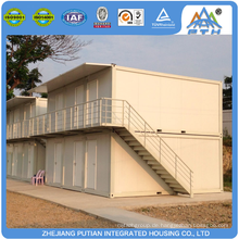 2. Stock modernes modulares Fertighaus