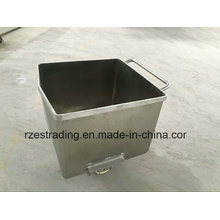 International Customized Stainless Steel 200L Meat Trolley