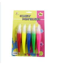 kids pigment watercolor finger paint brush set