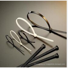 CE, bridas de nylon aprobadas por el SGS, bridas de nylon con autobloqueo5 * 300
