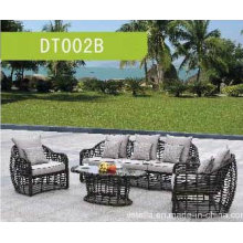 Garden Outdoor PE Rattan Sofa