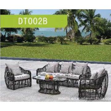 Garden Outdoor PE Rattan Sofa