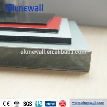 1 - 8 mm de espesor exterior Panel de pared Alunimun ACP