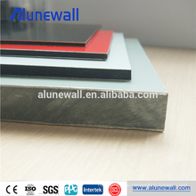 1 - 8mm Thickness Exterior Alunimun wall panel ACP
