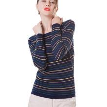 fashion colourful women colourful pullover