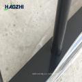 cerca plegable horizontal de la cerca de aluminio