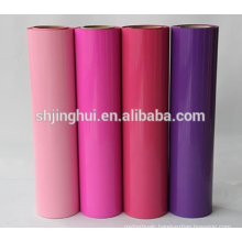 Factory Colorful 0.5M Roll PVC Vinyl Heat Transfer For Garment