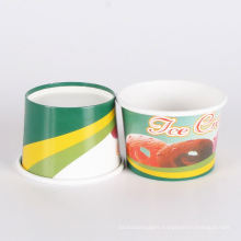 disposable ice cream double wall coffee paper cup