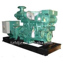100kw accionado por CUMMINS series CCS aprobó generadores diesel marinos
