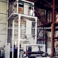 Computer control rolling T-shirt & flat bag making machine jute bag making machine