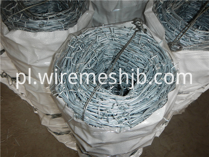 BWG14 Barbed Wire