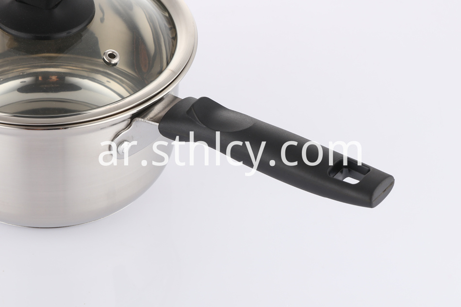 stainless steel boiling pot