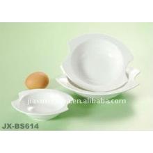 Porzellan Frühstücksset