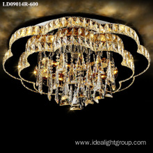 high quality ceiling lamps crystal lamp indoor decorative lighting
