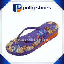 Womens Cool Sommer Sandalen Plattform Flip Flops