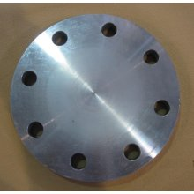 "4 ""Class 150 Galvanized Tape Blind Flanges ANSI"