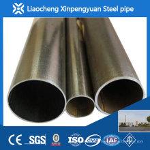 Tuyau en acier sans soudure à basse température X8NI9