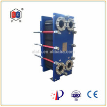 China-Edelstahl-Wasser-Heizung, Hydraulik-Öl Kühler Alfa Laval M10B Ersatz