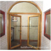Aluminium-Wood Door