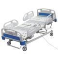 Funktionales justierbares Krankenhaus-elektrisches ICU-Bett ABS-Leitschienen-3 mit weicher Verbindung