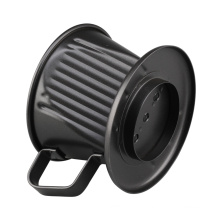 Coffee Filter Cone- Black Number 2-Size Filter